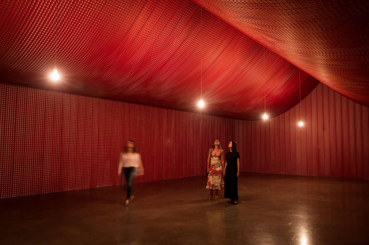 Cornelia Parker, War Room, 2015