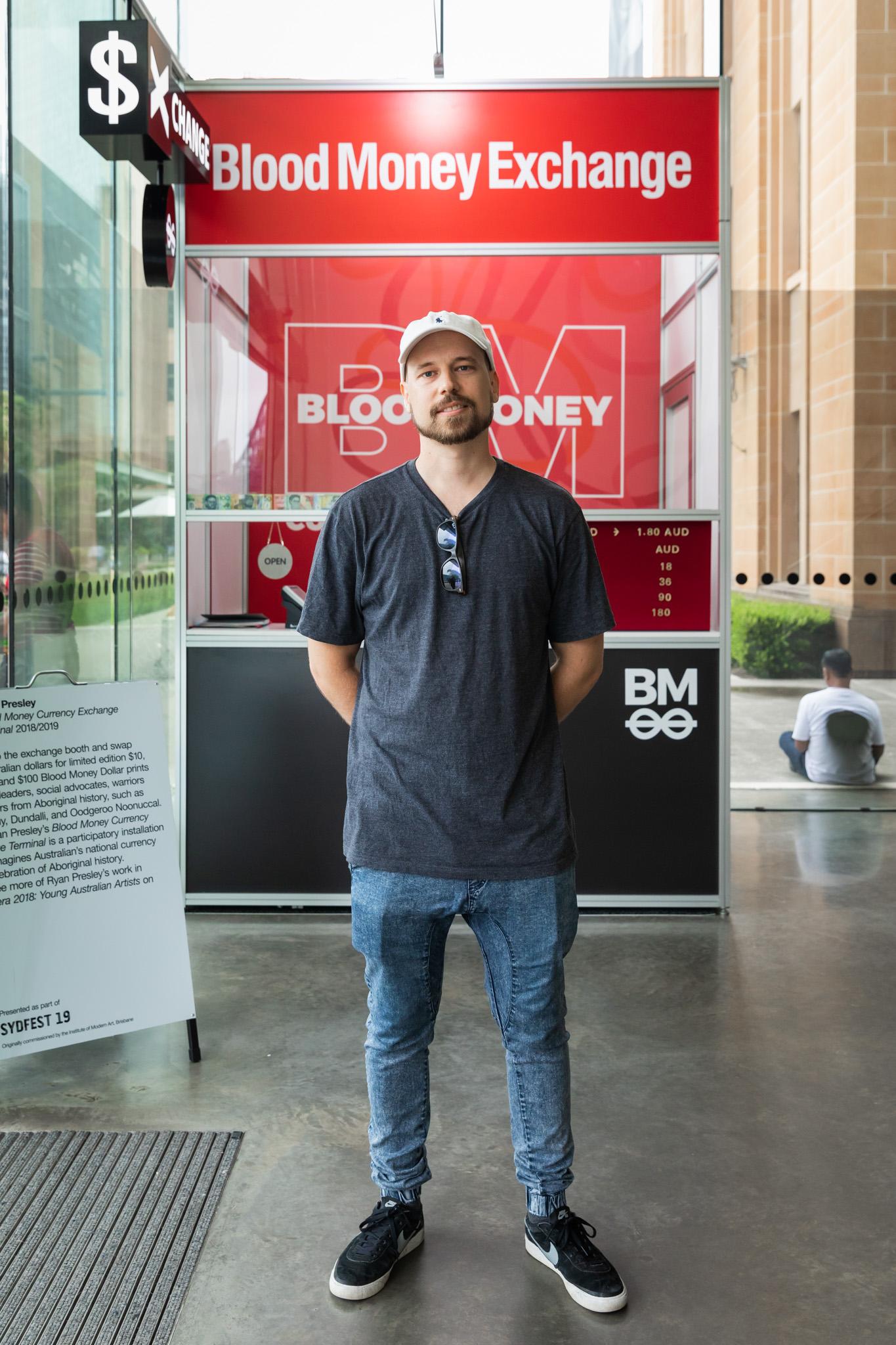 Blood Money Exchange - MCA January 2019