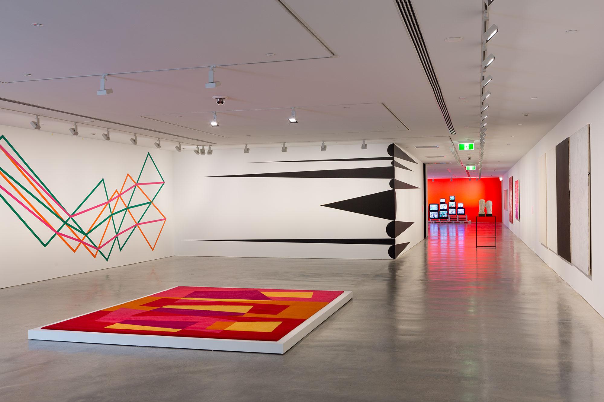 Modern Art Gallery The Rocks Sydney